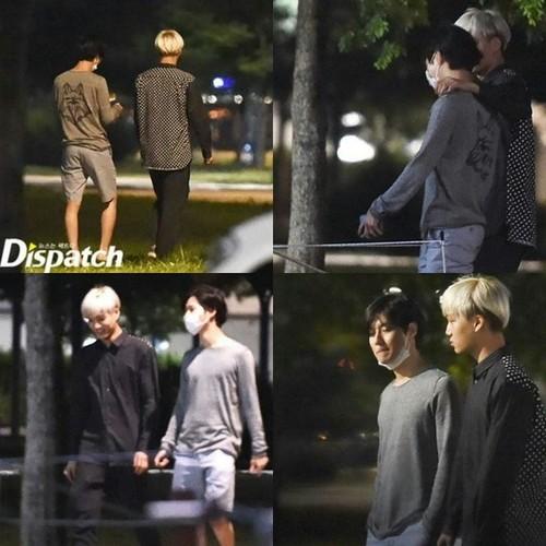 Dispatch korea dating luhan and sehun